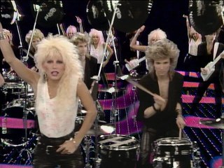 Missing Persons - I Can't Think About Dancing