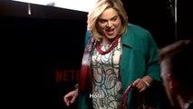 Paquita Salas conoce a los actores de Élite | Netflix