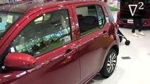 NEW Toyota Passo | トヨタパッソ-- ダイハツ・ブーン