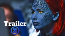 X-Men: Dark Phoenix Trailer #1 (2019) Jennifer Lawrence, Sophie Turner Action Movie HD