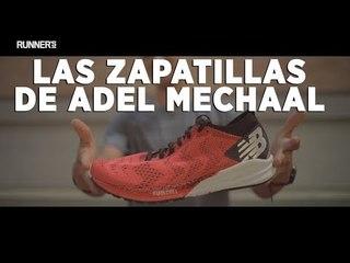 #RW200   Adel Mechaal y sus zapatillas
