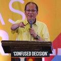 Noynoy Aquino hits Makati judge for 'confused decision' on Trillanes arrest