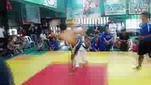 KungFu Master vs Taekwondo  Don't Mess With Kung Fu Masters