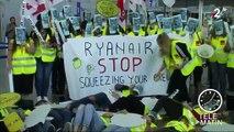 Grève à Ryanair : 150 vols devraient être annulés