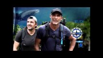 """Dans """"Cap Horn"""", Arnaud Ducret a dû faire le saumon pour remonter une rivière"""