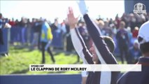 Le clapping de McIlroy
