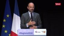 Edouard Philippe assume une « décentralisation qui accepte les désaccords »