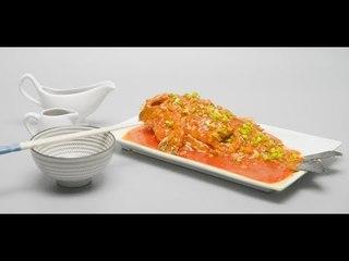 【magic food】糖醋鱼,给你酸甜的冬日滋味