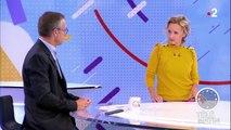 Télématin : Caroline Roux se fait planter par son invité