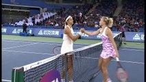 Tennis: Désillusion de la française Caroline Garcia en chine