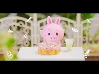 【magic food】迷你厨房 - 食玩 甜甜圈