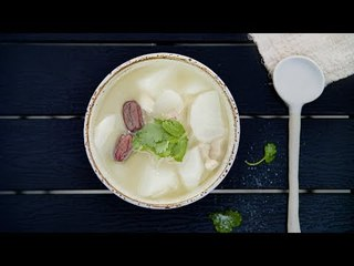 【magic food】羊肉温补,萝卜去燥,搭配起来,冬天绝配