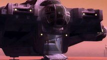 Star Wars Rebels S 3 Epsiode 12 - Ghosts of Geonosis (1