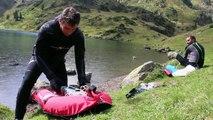 Plongée dans les lacs des Pyrénées