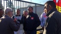 Saint-Martin-d'Hères : le mouvement de grève continue dans les déchetteries