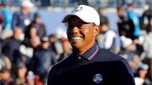 US Golf Team Pranks Tiger Woods By Giving Him 'Cold Shoulder'
