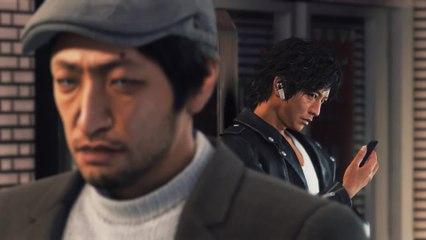 Extrait / Gameplay - Project Judge - Gameplay du jeu d'enquête des papas de Yakuza sur PS4