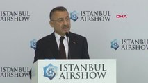 İstanbul Ek Görüntü-1 Fuat Oktay Yeni Havalimanını 225 Bin Kişiye İstihdam Yaratacak
