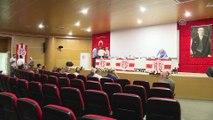 Antalyaspor AŞ Genel Başkanlığına Ali Şafak Öztürk seçildi - ANTALYA