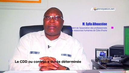 Tout sur le CDD ( contrat à durée déterminée) par notre Expert Mr SYLLA Alhoucéine