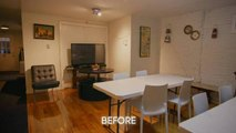 Gorgeous Home Makeover: See The Before + After of This NYC Airbnb That Sleeps 16 (!)