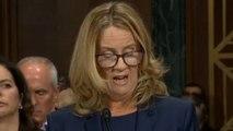 Christine Blasey Ford Says She Believed Brett Kavanaugh Was Going To Kill Her