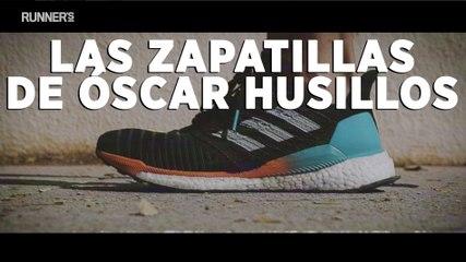 #RW200   Óscar Husillos y sus zapatillas