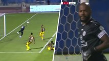 Rais M'Bolhi s'illustre par un super arret