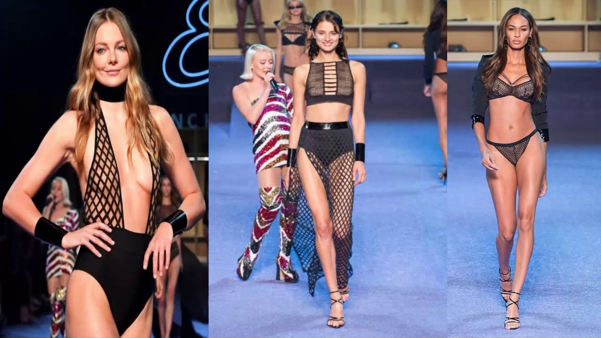 Etam Underwear Fashion Show Paris Fashion Week