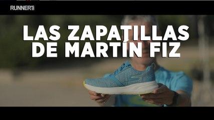 #RW200   Martín Fiz y sus zapatillas