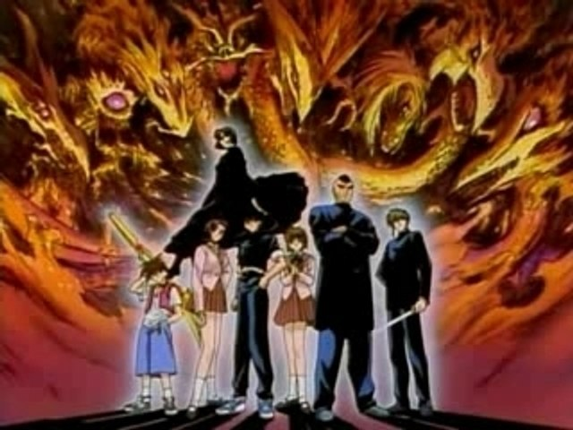 Flame of Recca 04 VOSTFR