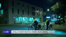 Loyola Student Beaten, Robbed Near Chicago Campus