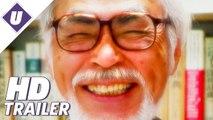Never-Ending Man: Hayao Miyazaki - Official US Trailer (2018)