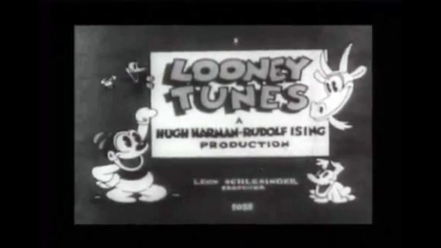 Bosko At The Zoo 1932 Cartoon Looney Tunes Merrie Melodies