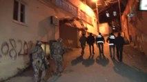 Beyoğlu'nda Helikopter Destekli Narkotik Operasyonu