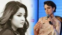 Tanushree Dutta Nana Patekar Controversy: Kangana Ranaut SUPPORTS Tanushree | FilmIBeat