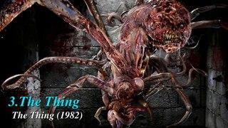 Top 5 quái vật ngoài hành tinh kinh dị nh�