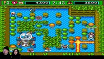RETRO Gaming with the wife Ep.3 : Super Bomberman 3 SNES (Let's blow this popsicle stand)