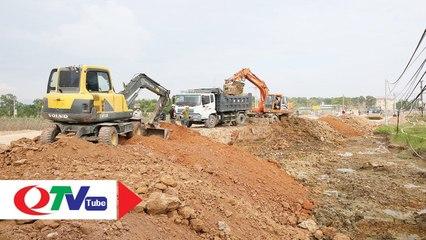 Quảng Yên gấp rút nâng cấp, mở rộng đường 331B Chợ Rộc - Bến Giang - QTV