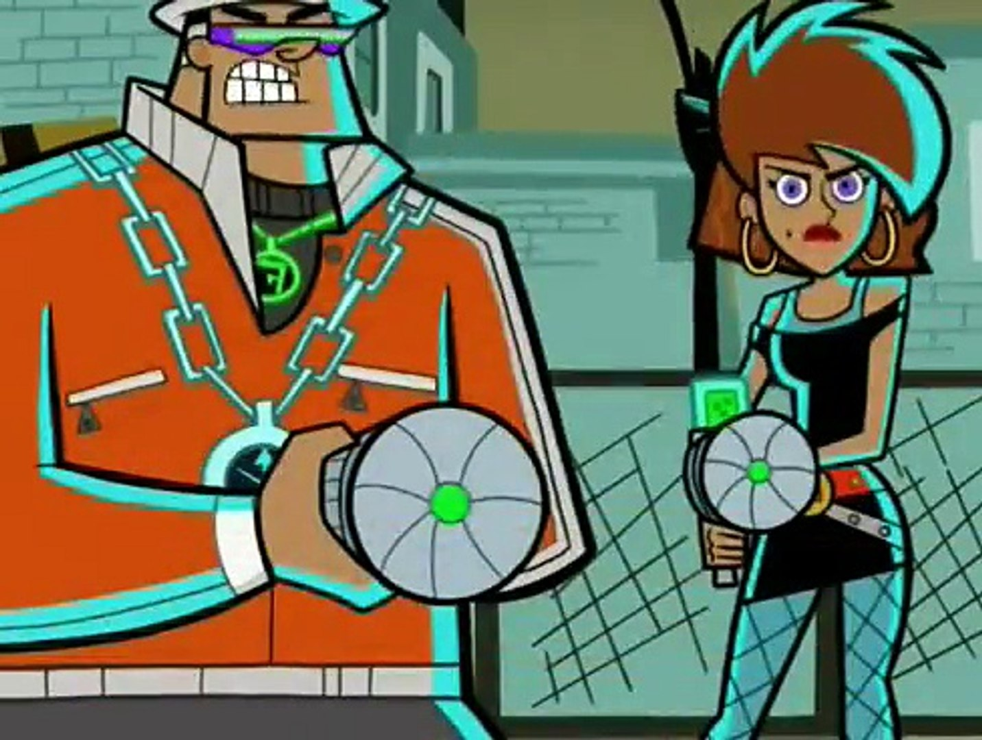 Danny Phantom 216 Masters of All Time