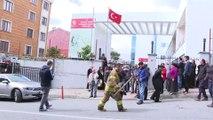 Sultangazi'de huzurevinde yangın - Sultangazi Belediye Başkanı Altunay - İSTANBUL