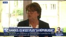 """Martine Aubry sur les quartiers: """"On n'est plus dans une République. Et j'en ai parlé à Gérard Collomb"""""""