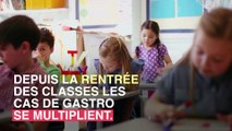 Gastro-entérite : épidémie déclarée en Bretagne et dans le Grand-Est