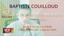Teaser Baptiste Couilloud LOU Rugby