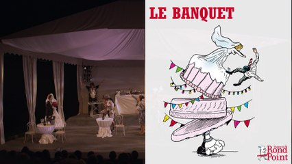 MOURGNCHE TROUFI TRUKCHNI BOUAF ! / Le Banquet