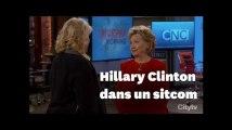 Dans cette série mythique, Hillary Clinton postule pour un rôle de secrétaire