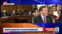 Several Democrats Walk Out of Senate Judiciary Meeting