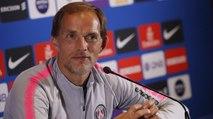 Replay : Press conference before OGC Nice - Paris Saint-Germain
