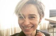 Emilia Clarke's haircut inspired by Brad Pitt and Gwyneth Paltrow