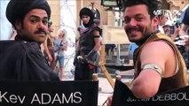"""Jamel Debbouze dans Alad'2 : """"C'est mon fils Léon qui m'a poussé à tourner avec Kev Adams !"""""""